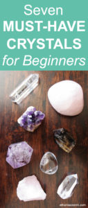 crystals beginners Pin 127x300 - 7 Essential Healing Crystals