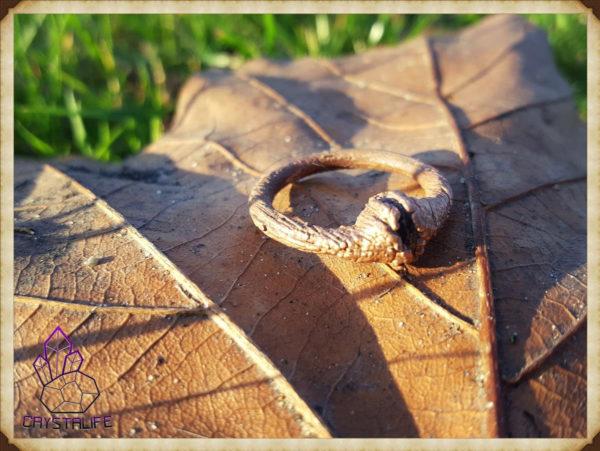 Electroformed, Garnet + Copper Statement Ring - Handmade Gemstone Jewellery - Healing - Meditation - Yoga - Holistic - Natural - Crystals