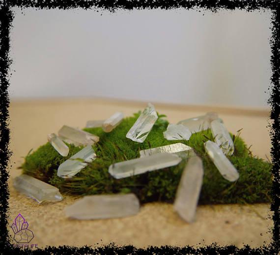 natural raw clear quartz crystal gemstone crystal healing 5a21b49a - CLEAR QUARTZ CRYSTAL Gemstone