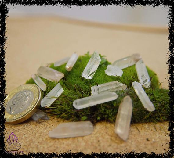 natural raw clear quartz crystal gemstone crystal healing 5a21b4a7 - CLEAR QUARTZ CRYSTAL Gemstone