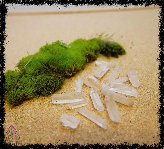 natural raw clear quartz crystal gemstone crystal healing 5a21b4b5 - CLEAR QUARTZ CRYSTAL Gemstone