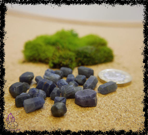 natural raw sapphire crystal gemstone 100 carat crystal healing 5a21b167 - BLUE SAPPHIRE GEMSTONES Uncut 100 Carats | Crystal Healing |