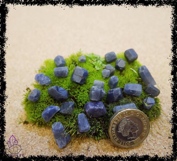 natural raw sapphire crystal gemstone 100 carat crystal healing 5a21b197 - BLUE SAPPHIRE GEMSTONES Uncut 100 Carats | Crystal Healing |