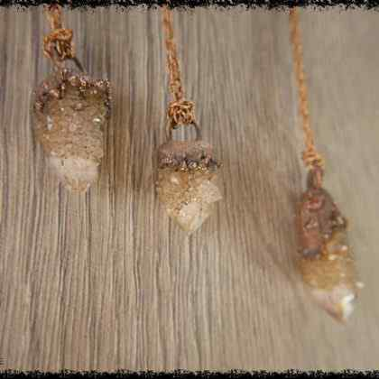 spirit quartz crystal pendant 5a5d275c 420x420 - The Curious, Curing Power of Copper Jewellery