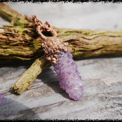 amethyst spirit quartz crystal pendant 5b18ef1f 420x420 - Handmade Crystal Jewelry for the Soul. Feed your Gemstone Obsession.