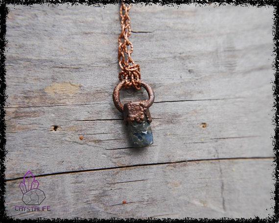 raw sapphire gemstone pendant 5b18e0ac - RAW SAPPHIRE Gemstone Pendant