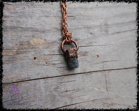 raw sapphire gemstone pendant 5b18e0d9 - RAW SAPPHIRE Gemstone Pendant