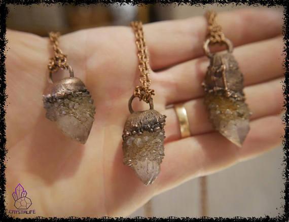 spirit quartz crystal pendant 5b18e00c - SPIRIT QUARTZ CRYSTAL Pendant