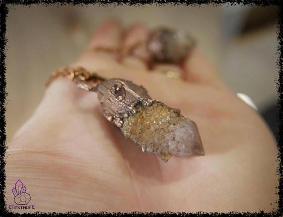 spirit quartz crystal pendant 5b18e01d - SPIRIT QUARTZ CRYSTAL Pendant
