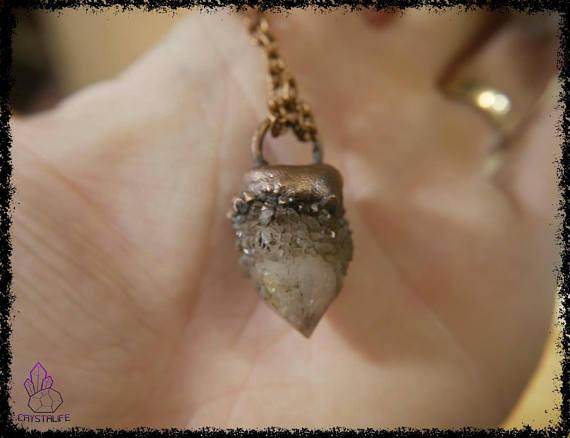 spirit quartz crystal pendant 5b18e059 - SPIRIT QUARTZ CRYSTAL Pendant