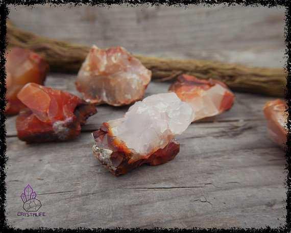 carnelian agate crystal 5b55ae81 - CARNELIAN AGATE CRYSTAL