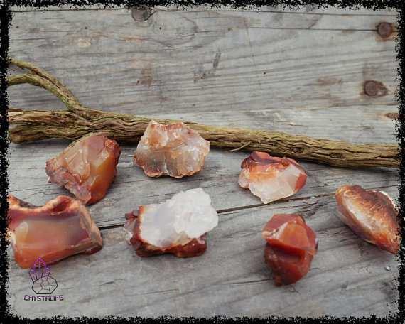 carnelian agate crystal 5b55aea8 - CARNELIAN AGATE CRYSTAL