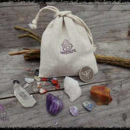 crystal mystery bag 5b55af51 420x420 - The Curious, Curing Power of Copper Jewellery