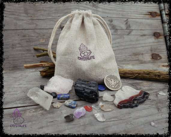 Crystal mystery bag - Random gemstone surprise