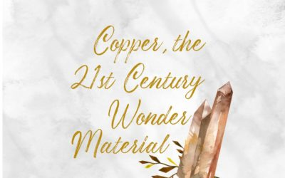 Copper Jewellery – 21st Century Wonder Material | Crystalife |