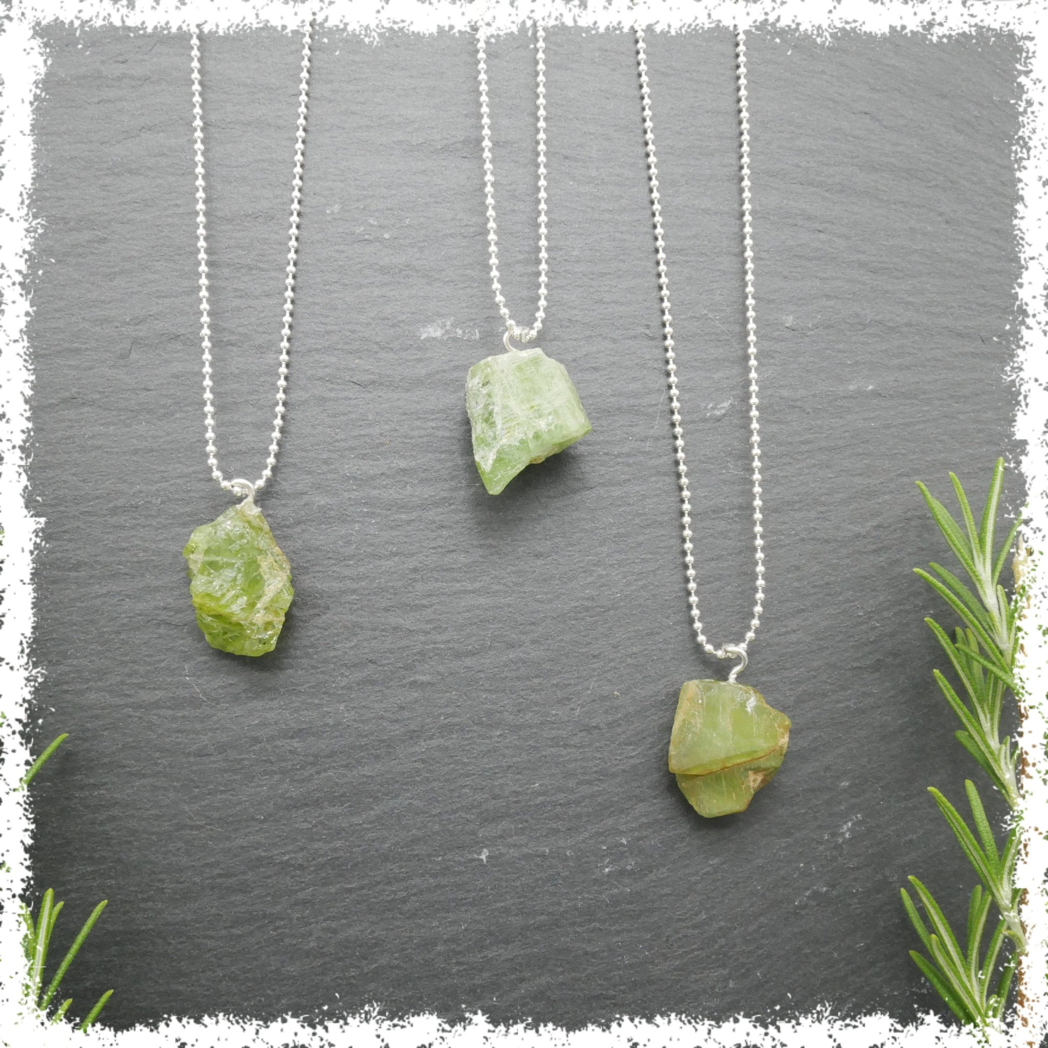 Peridot jewelry August Birthstone